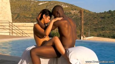 Black Couple Sex Fantasy
