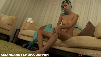 Young Oriental Hottie Yok Solo