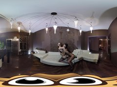 VR PORN 360 Two hot girls want you to cum