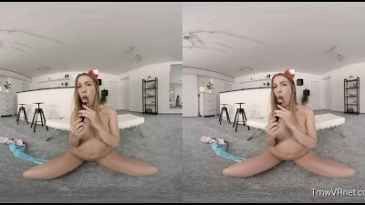 ALEXIS CRYSTAL For TmwVRnet Site Is - Hot Virtual Reality Video