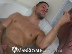 ManRoyale   Big Daddy Billy Santoro Fucks Hot Kyle Kash