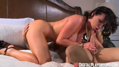 Digital Playground- Nikki Benz Fucks Her Bodyguard
