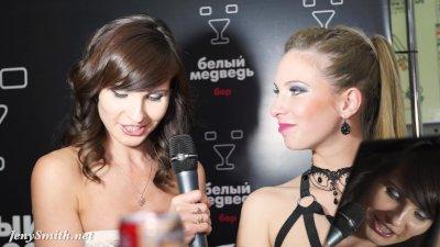 Jeny Smith at Xshow Erotic 2016 (Moscow)
