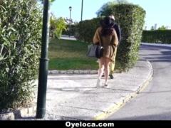 OyeLoca - Sexy Latina Persuades Realtor With Her Pussy