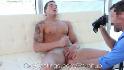 GayCastings Tall muscular bisexual wants to try new experiences