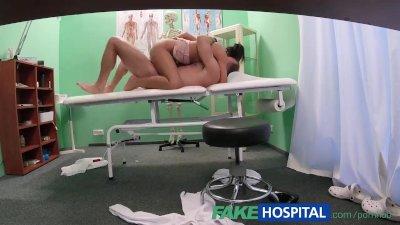 FakeHospital Doctor fucks his ex girlfriend