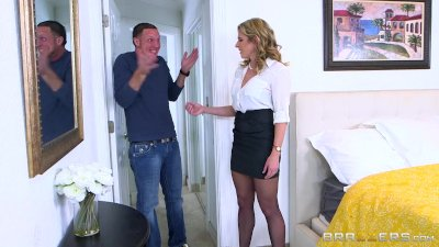 Brazzers - Cory Chase cheats on her husband