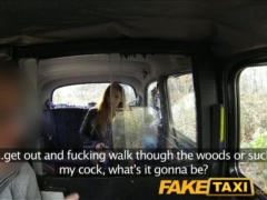 Preview 5 of Faketaxi British Babe With Big Tits Fucks In Public