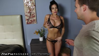 NuruMassage Jaclyn Taylor Threatens to Call Mom