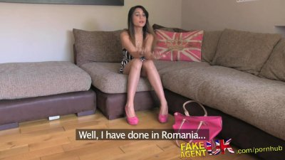 FakeAgentUK Deep creampie for