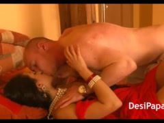 Preview 4 of Newly Married Indian Wife Honeymoon Sex Fucked By Husband In Hotel