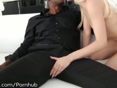 Preview 2 of Darkx Elsa Jean Rides Massive Ebony Cock