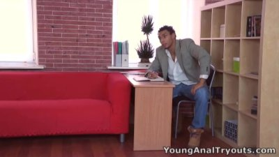 Young Anal Tryouts - Young ana