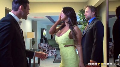 Brazzers - August Taylor cheats on her husband