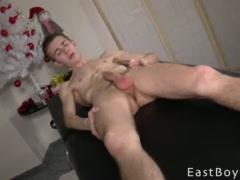Straight Boy   Handjob Casting