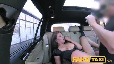 FakeTaxi Back ally fuck for hot nymphomaniac