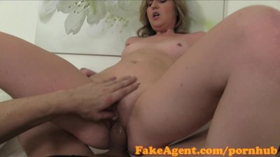 FakeAgent Shy amateur wants to be a model