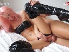 My Dirty Hobby – LauraParadise is a skinny sexy bitch!