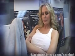 Preview 2 of Blond Julia Ann Gets Fucked By A Bbc