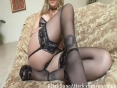 Preview 4 of Blond Julia Ann Gets Fucked By A Bbc