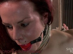 Bound, Flogged, And Fisted