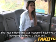 Preview 1 of Fake Taxi Great Body And Nice Tits Brunette