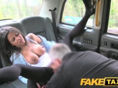 Preview 7 of Fake Taxi Great Body And Nice Tits Brunette
