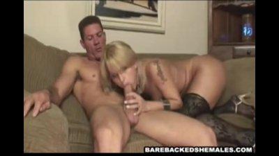 Bareback Sex Hardcore Tranny Anal Fucked