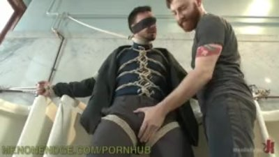 Blackmailed Into Bondage And Edged
