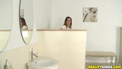 RealityKings - Milf Next Door - Brianna Ray & Krystal Carrington -Make Out