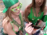 mofos - st patty's day foursomePorn Videos
