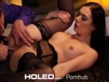 holed - sultry marley brinx hot candle wax play and anal - new sitePorn Videos