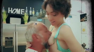 Old Young - Blonde blowjob and