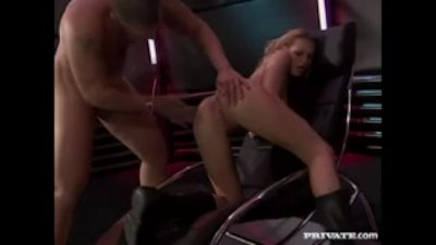 Private.com - Claudia Claire Gets Covered in Cum