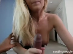 Preview 7 of Hot White Girl Fucks Her First Ebony Guy For Chance At A Job