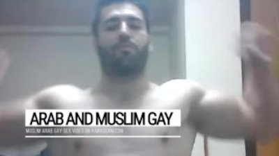 Najar - Beautiful muscular arab gay from saudi arabia - Xarabcam