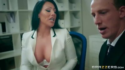 Brazzers - Candi Kayne gets fucked by her coworker