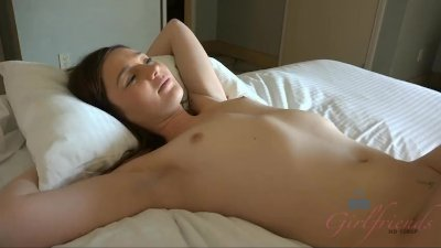 Emma Ryder treats your cock with her mouth and more