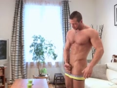 Maskurbate JP Showing Off His… BIG Assets