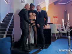 Preview 3 of Perky Tit Anna Polina Gets Some Rough Dp