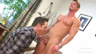 Maskurbate Darius Is Pascal\'s Fantasy Coming True