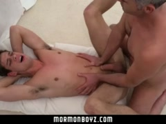 Woman on top during sex