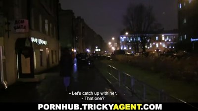 Tricky Agent - Porn agent next generation