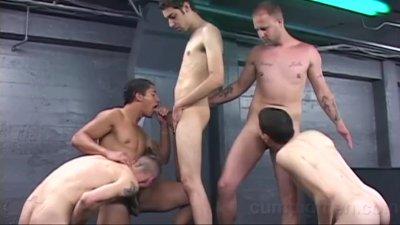 cum orgy