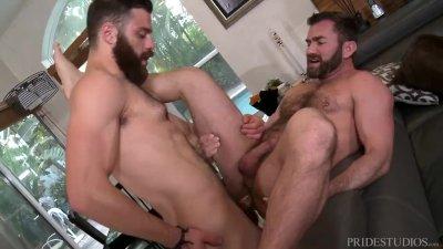 Extra Big Dicks Taking My Gardner\'s Huge Dick
