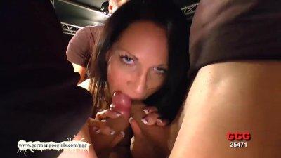Nicky Vs Aymie Vote the best Slut - German Goo Girls