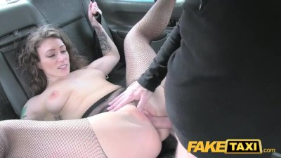 Fake Taxi Backseat thrills for