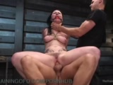 electricity and bondage for anal slutPorn Videos