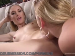 Preview 3 of Anal Therapy Turns To Bondage Threesome