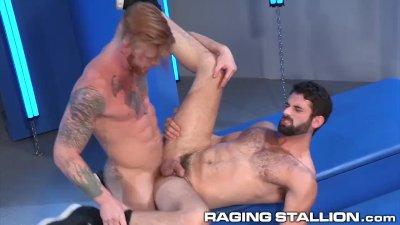 RagingStallion Tegan Zayne & Bennett Anthony